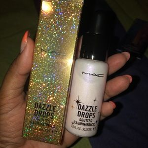 MAC dazzle drops